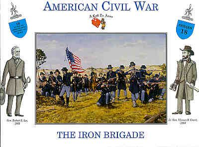 A Call To Arms 1/32 American Civil War The Iron Brigade # 3218