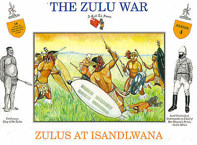 A Call to Arms 1/32 Zulus at Isandlwana # 4