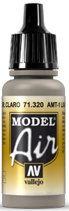 AV Model Air 17ml - AMT-1 Light Grey Brown # 71320