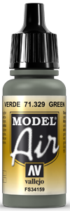 AV Model Air 17ml - Green # 71329
