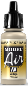AV Model Air 17ml - IAF Sand # 71327