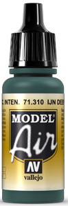 AV Model Air 17ml - IJN Deep Dark Green # 71310