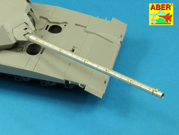 Aber 1/35 Armament for Soviet Main Battle Tank T-14 ARMATA # 35L187