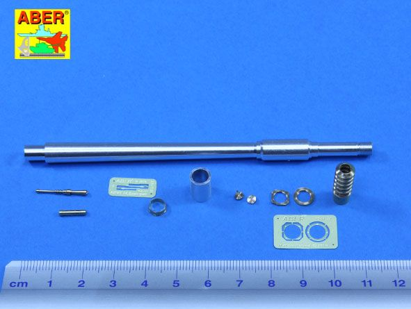 Aber 1/35 Armament for T10-M Heavy Tank # 35L182