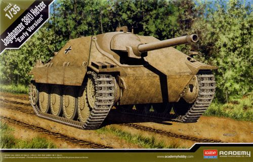 "Academy 1/35 Jagdpanzer 38(t) Hetzer ""Early Version"" # 13278"