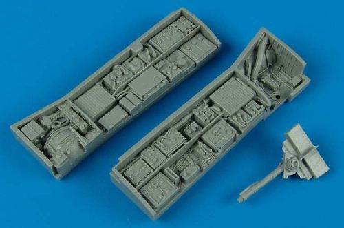 Aires 1/32  A-7E Corsair II Electronic Bay # 2058