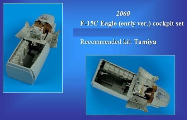 Aires 1/32  F-15C Eagle (Early) Cockpit Set # 2060