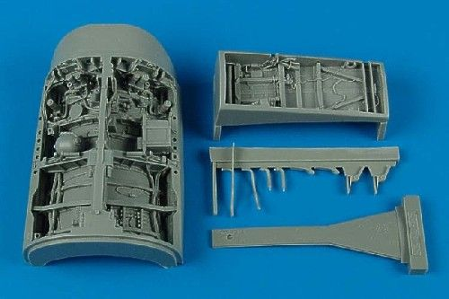 Aires 1/32  F-16C Fighting Falcon Wheel Bays # 2056