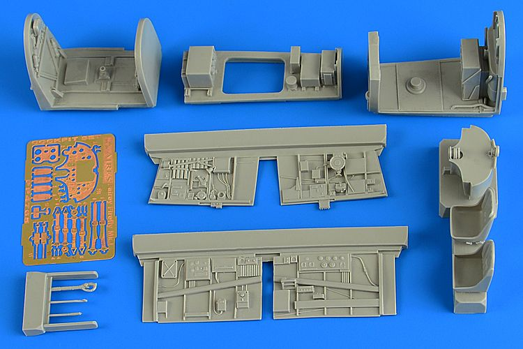 Aires 1/48 Fairey Firefly Mk.I Cockpit Set # 4765