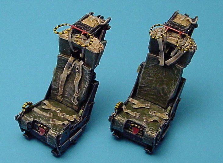 Aires 1/48  Martin Baker Mk.H7 (F-4 Version) Ejection Seats # 4142