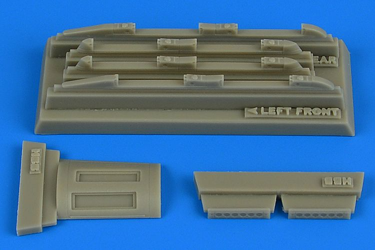 Aires 1/48 Sukhoi Su-17M3/Su-17M4 Fitter G K Fully Empty Chaff/Flare Dispensers # 4754
