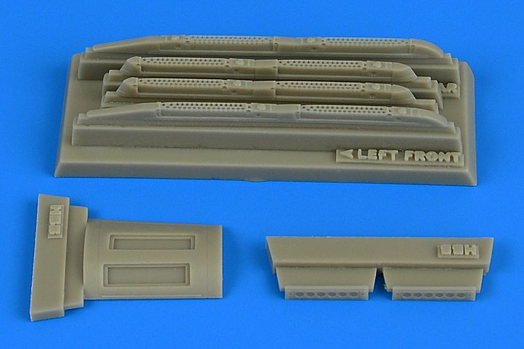 Aires 1/48 Sukhoi Su-17M3/Su-17M4 Fitter G K Fully Loaded Chaff/Flare Dispensers # 4752
