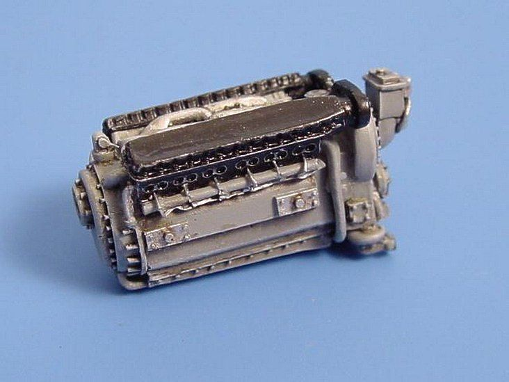 Aires 1/72  Allison V-1710 Engine # 7046