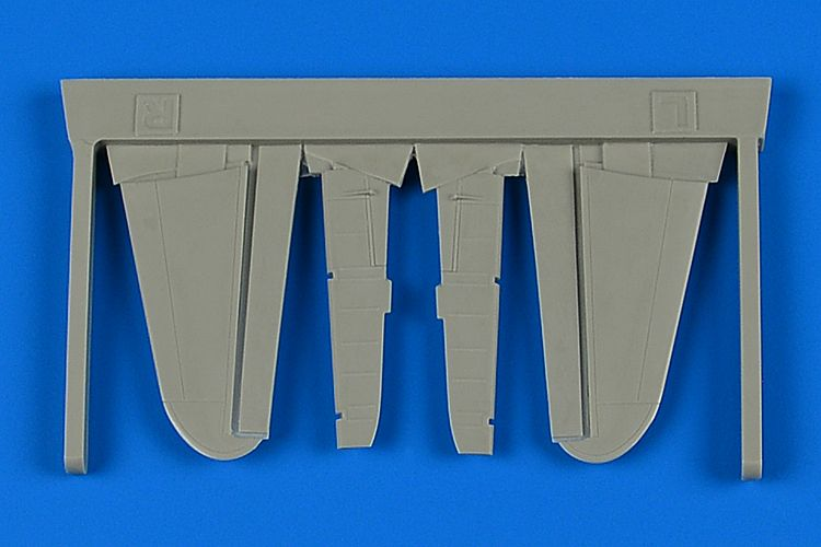 Aires 1/72 Kawasaki Ki-61-Id Control Surfaces # 7362