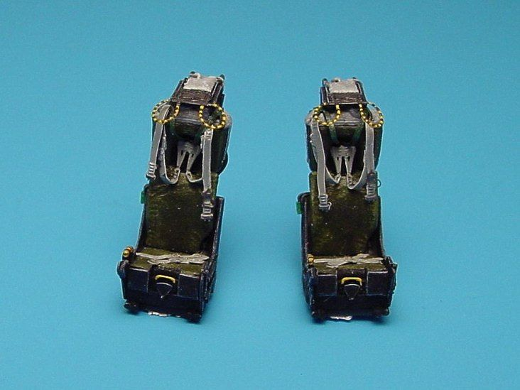 Aires 1/72  Martin Baker Mk. H-7 Ejection Seats # 7086
