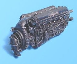 Aires 1/72  Merlin Mk.22 Engine # 7071