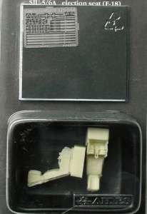 Aires 1/72 SJU-5/6A Ejection Seats for F/A-18C # 7148