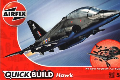 Airfix Quick Build BAe Hawk # J6003