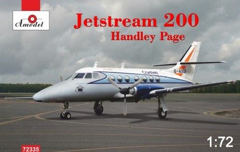 Amodel 1/72 Handley Page Jetstream 200 # 72335