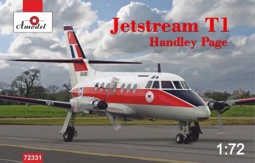 Amodel 1/72 Handley Page Jetstream T1 # 72331