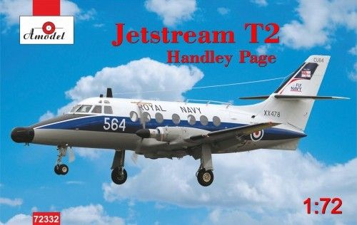 Amodel 1/72 Handley Page Jetstream T2 # 72332