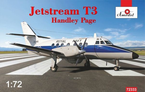 Amodel 1/72 Handley Page Jetstream T3 # 72333
