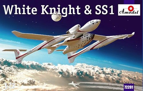 Amodel 1/72 White Knight and SS-1 # 72201