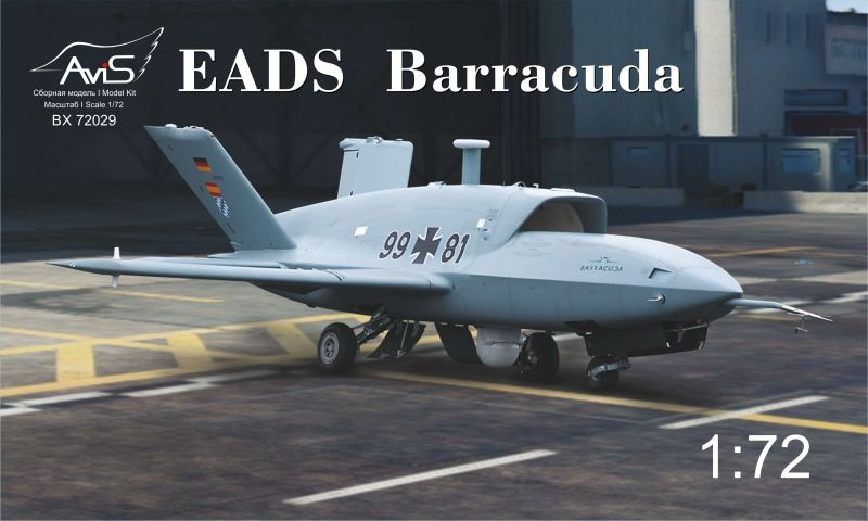 Avis 1/72 EADS Barracuda # BX72029