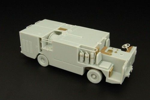 Brengun 1/48 P25 USN Fire Engine Carrier Deck Fire Engine # 4801