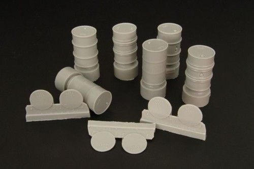 Brengun 1/48 Resin Drums # 48020