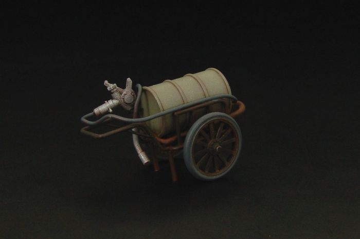 Brengun 1/72 Japanese Refuelling Cart # S72012
