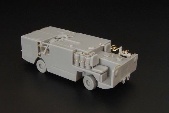 Brengun 1/72 USN P-25 Fire Engine with Etched Parts # 72005