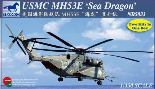 Bronco 1/350 USMC MH-53E 'Sea Dragon' # NB5033