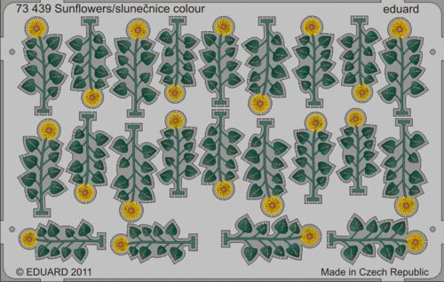 Eduard 1/72 Sunflowers colour # 73439