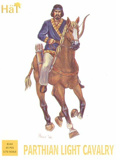 HaT 1/72 Parthian Light Cavalry # 8144