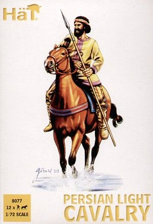 HaT 1/72 Persian Light Cavalry # 8077