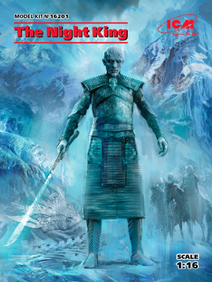 ICM 1/16 Game of Thrones - The Night King # 16201