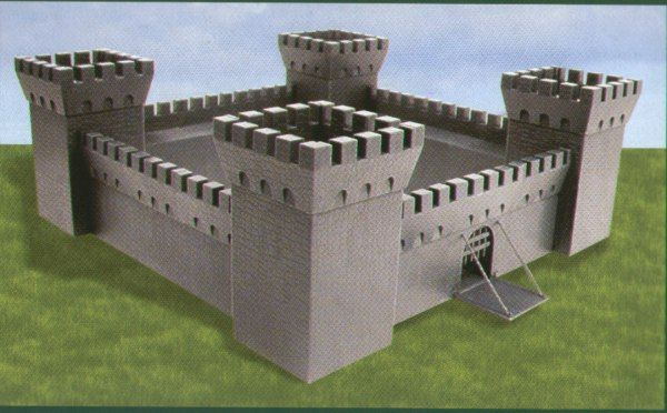 Imex 1/72 Avalon Castle # 7250