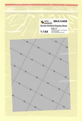 Mark I Models 1/144 Soviet Base Rectangular Concrete Panels (Card & Paper) # 14408