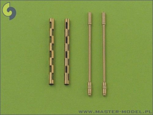 Master 1/32 Browning Mk.2 0.303 Calibre British Gun Barrels # 32012
