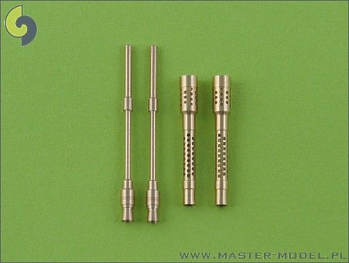 Master 1/32 MG131 13mm German Gun Barrels # 32003