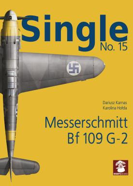 Mushroom - Single No.15 Messerschmitt Bf-109G-2 Dariusz Karnas & Karolina Hoda # SIN15