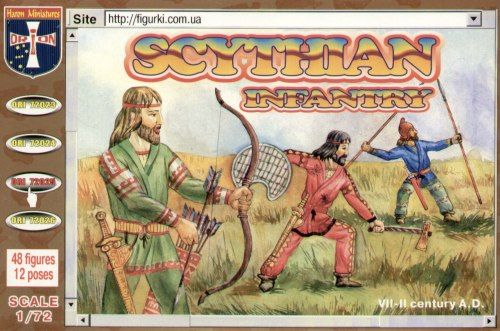 Orion 1/72 Scythian Infantry # 72025
