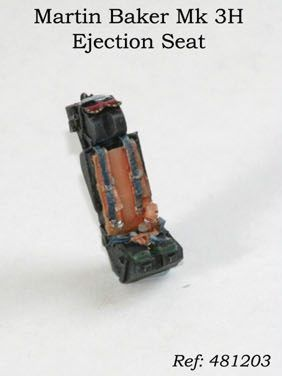 PJ Productions 1/48 Martin Baker Mk. 3H Ejection Seat # 481203