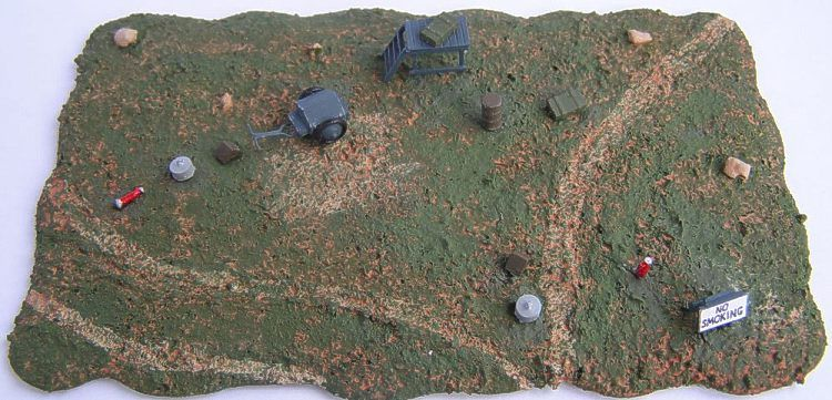 Pavla 1/144 RAF Ground Equipment Set WWII Set I # U44001