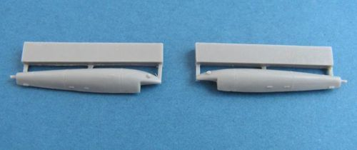 Pavla 1/72 30mm DEAFA Cannons for Macchi MB.326K Impala # W72145