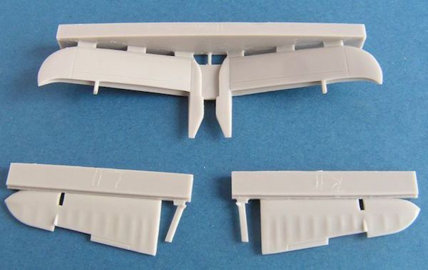 Pavla 1/72 Bristol Beaufighter Mk.X Tailplane Early Version # U7
