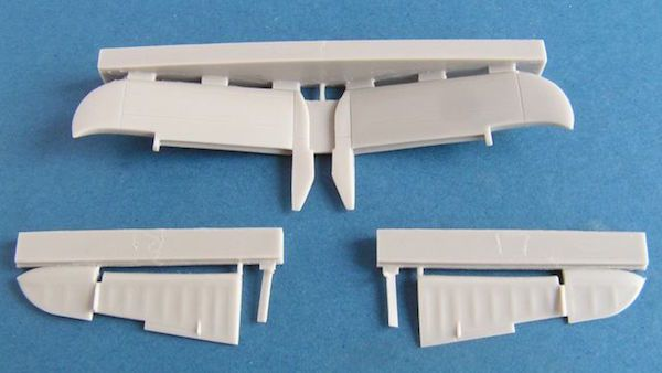 Pavla 1/72 Bristol Beaufighter Mk.X Tailplane Late Version # U72