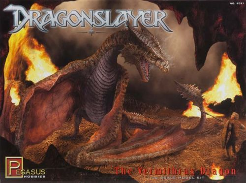 Pegasus Hobbies 1/32 'Dragonslayer' The Vermithrax Dragon # 9021