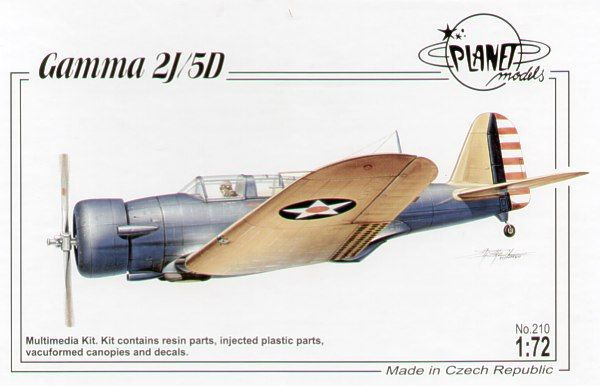 Planet 1/72 General Aircraft GAL-41 # 247